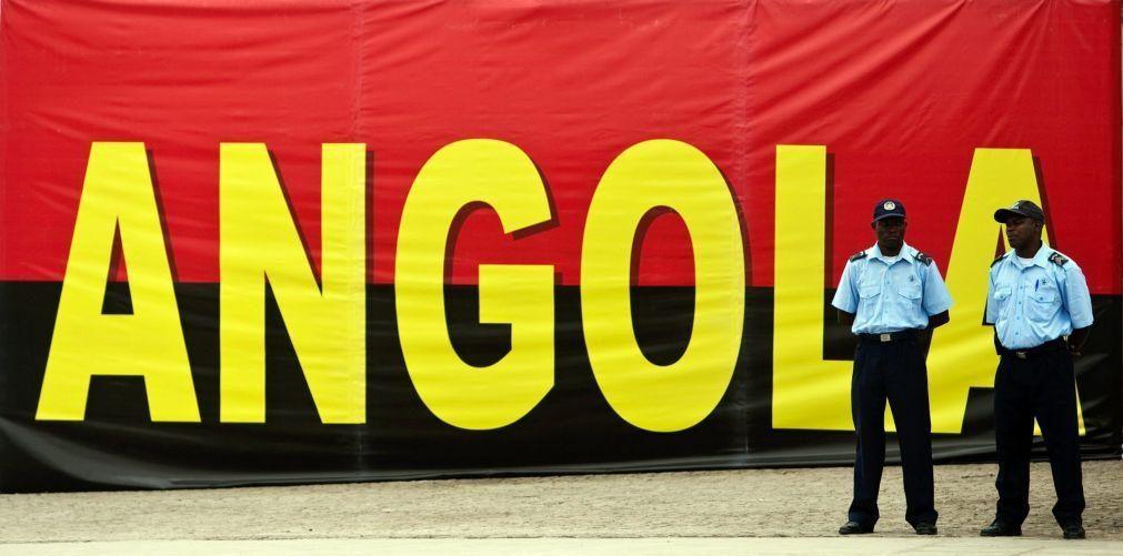 Polícia angolana mobiliza todo o efetivo para garantir segurança na quadra festiva