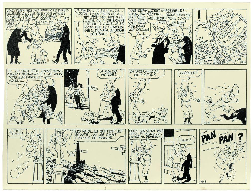Espólio de Hergé e as visões de Dante segundo Botticelli na Gulbenkian em 2021