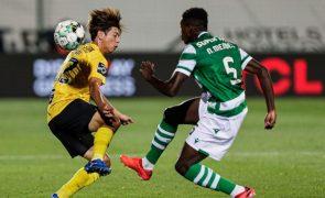 Nuno Mendes volta a renovar com Sporting e fica com cláusula de 70 ME