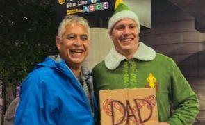 Filho encontra pai biológico 44 anos depois [vídeo]