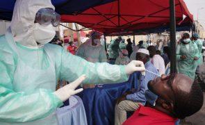 Covid-19: Angola registou três mortes e 116 novas infeções