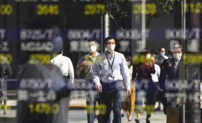 Bolsa de Tóquio fecha a ganhar 0,33%