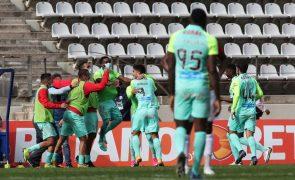 Marítimo vence Salgueiros e vai defrontar Sporting na Taça de Portugal