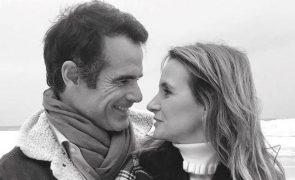 """A mensagem emotiva de Anna Westerlund para Pedro Lima: """"Todos os dias estás presente"""