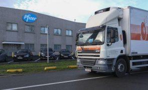 Primeiros lotes da vacina para a UE saem de fábrica belga