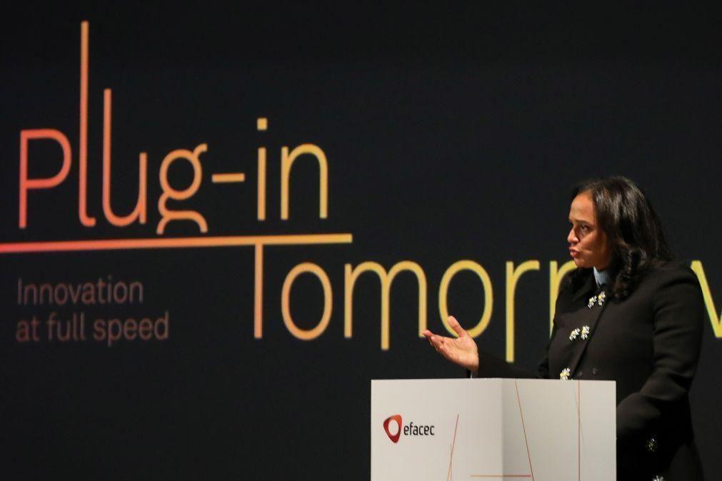 Efacec: Concorrente norueguesa contesta concurso devido a ligação a Isabel dos Santos