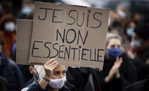 Covid-19: França regista 14.929 novos casos e 278 mortes nas últimas 24 horas