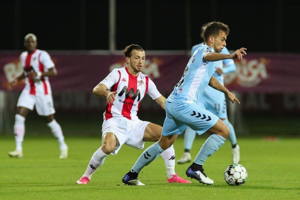 Nacional vence Leixões e segue em frente na Taça de Portugal
