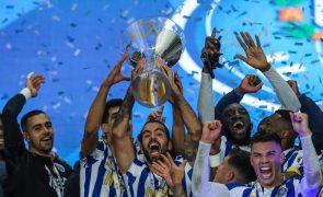 Supertaça: FC Porto reforçou estatuto de 'rei' da prova