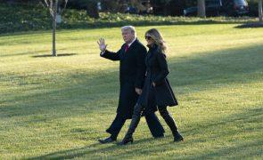 Fake News: Trump passa Natal na Florida