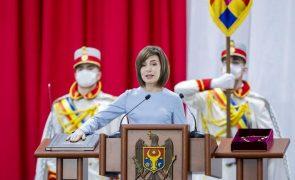 Maia Sandu torna-se primeira mulher presidente da Moldávia