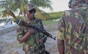 Moçambique/Ataques: Forças armadas estão a