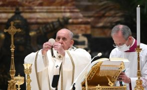 Missa do Galo celebrada no Vaticano com menos fieís e em horário antecipado