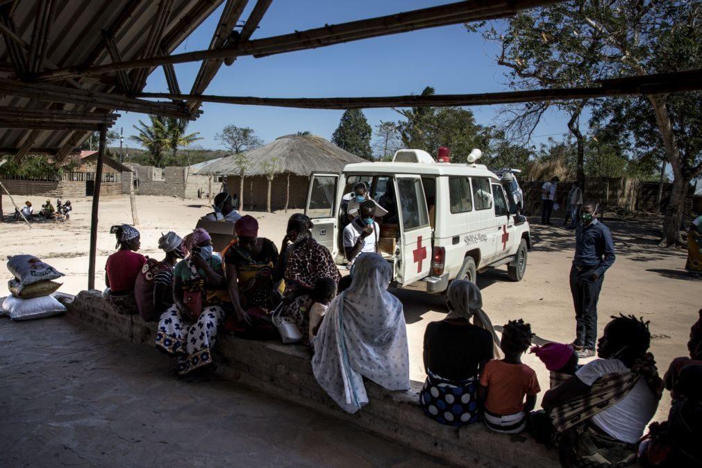 Moçambique/Ataques: Abatidos 37 insurgentes em operações na última semana -- Polícia