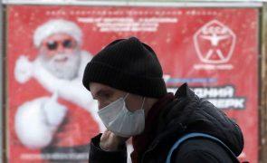 Covid-19: Rússia ultrapassa os três milhões de infetados
