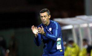 Pedro Caxinha vence José Garrido em duelo de treinadores portugueses na Arábia