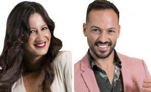 Big Brother André e Sofia vão à casa gritar por Zena. Madeirense pode ser penalizada | Vídeos