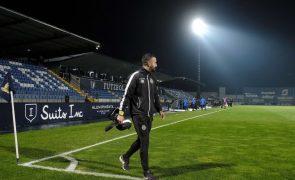 Rúben Amorim quer ver primeiro lugar do Sporting reforçado em janeiro