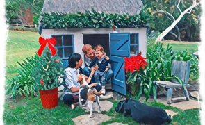 Meghan e Harry partilham postal de Natal amoroso com Archie
