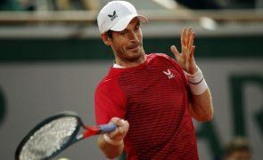 Andy Murray recebeu 'wild card' para o Open da Austrália