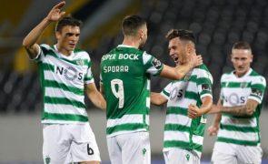 Sporting vence o Belenenses por 1-2 e mantém liderança na I Liga [vídeo]