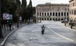 Covid-19: Itália regista mais 8.913 casos e 298 mortes nas últimas 24 horas
