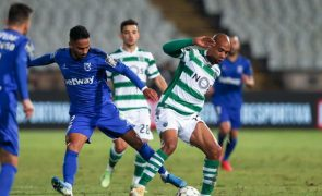 Sporting vence Belenenses SAD e vai terminar o ano de 2020 na liderança da I Liga