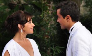 Ricardo Pereira e Giovanna Antonelli protagonizam «Aquele Beijo»