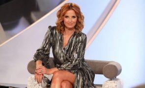 Cristina Ferreira criticada após surgir vestida de gladiadora para promover filme