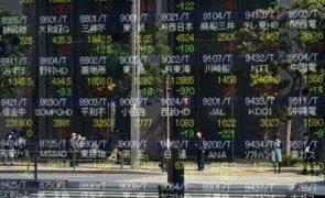 Bolsa de Tóquio fecha a ganhar 2,66%