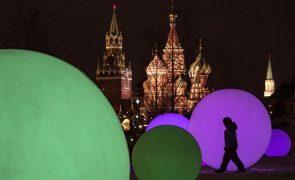 Covid-19: Rússia lamenta 562 mortes nas últimas 24 horas