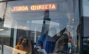 Covid-19: Recebidas 990 queixas sobre transportes relacionadas com pandemia no 1.º semestre