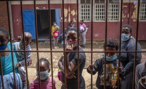 Covid-19: África com mais 545 mortos e 15 mil infetados em 24 horas