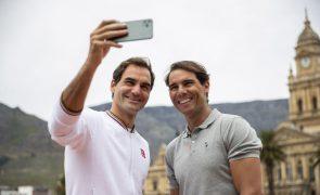 Nadal e Federer reeleitos para o conselho de jogadores da ATP já sem Djokovic