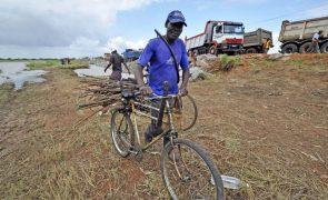 ONG Oikos diz que tempestade tropical pode afetar 1,5 milhões de pessoas em Moçambique