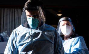 Covid-19: Epidemiologista admite que pandemia está descontrolada nos EUA
