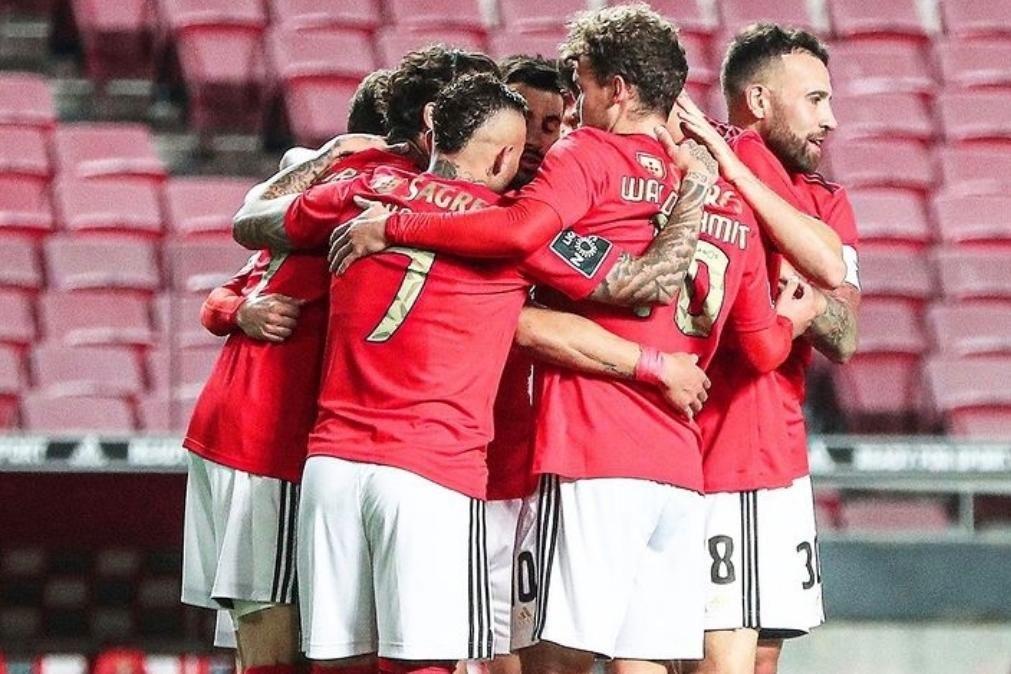 São estes os cinco jogadores do Benfica infetados com covid-19