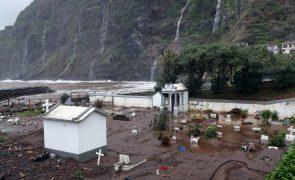 Governo da Madeira autoriza ajuste direto para reconstrução nas freguesias afetadas por mau tempo