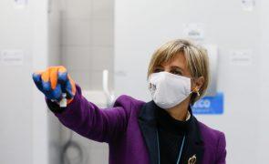 Covid-19: Vacinação em lares arranca na próxima semana em 25 concelhos
