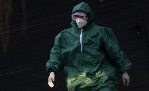 Covid-19: Rússia regista 26.513 contágios, o valor mais baixo em duas semanas