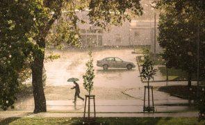 Meteorologia: Previsão do tempo para quinta-feira, 31 de dezembro
