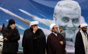 Irão diz que só a expulsão dos EUA da região vingará morte de Qasam Soleimani