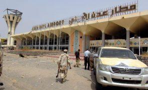 Explosões no aeroporto de Aden registadas à chegada do novo Governo do Iémen