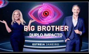 Big Brother - Duplo Impacto A casa da Ericeira já tem moradores. Saiba quem são os novos concorrentes