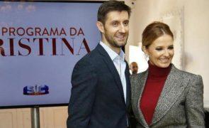 Daniel Oliveira manda 'boca' a Cristina Ferreira [vídeo]
