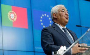 UE/Presidência: PM garante que
