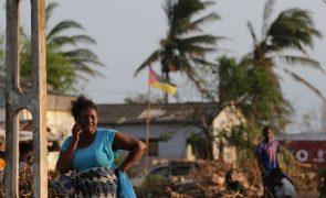 Pelo menos dois mortos e 12 feridos após tempestade no centro de Moçambique