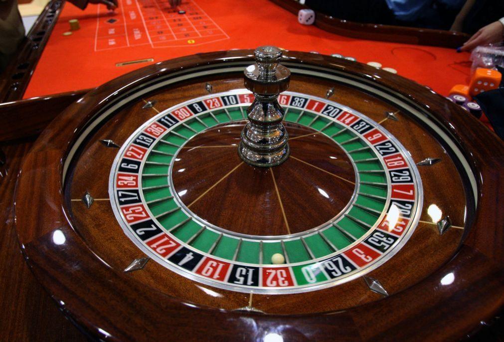 Covid-19: Governo mantém concessões de casinos que terminam quinta-feira