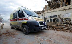 Portugal pode enviar até 80 elementos da GNR e bombeiros para a Croácia