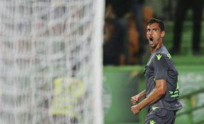 Central André Pinto reforça Farense até final da época